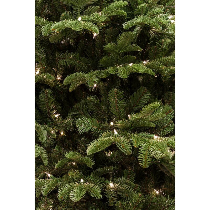 Country Pines Christmas Tree Farms: Fraser Hill Farm Cluster Pine 7.5' Green Artificial