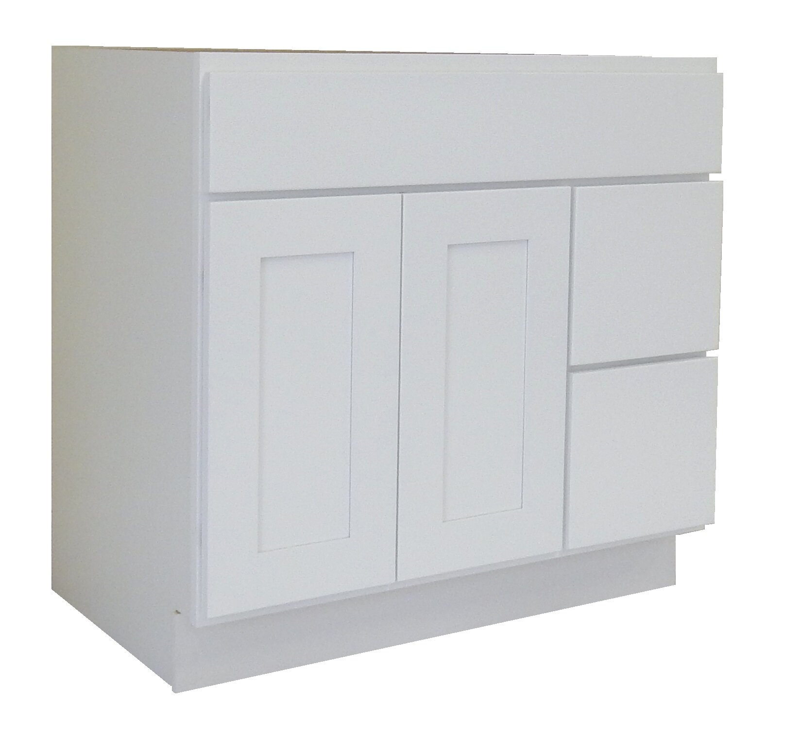 NGY Stone & Cabinet Shaker Cabinet 42\