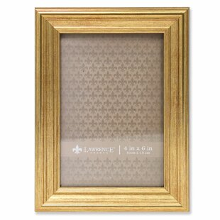 0ba67873bb5d Willman Burnished Metal Picture Frame