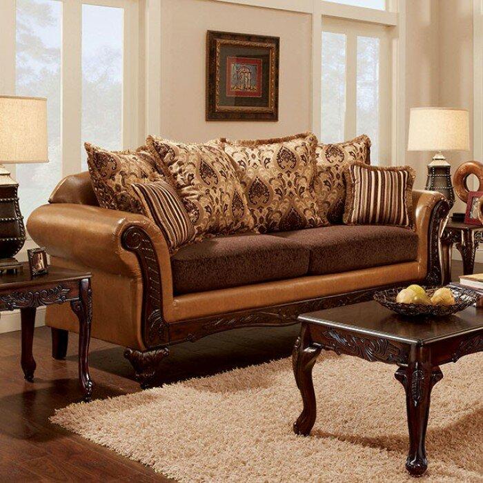 Dorey Elegant Traditional Style Sofa
