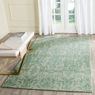 Ellicottville Hand Tufted Wool Area Rug