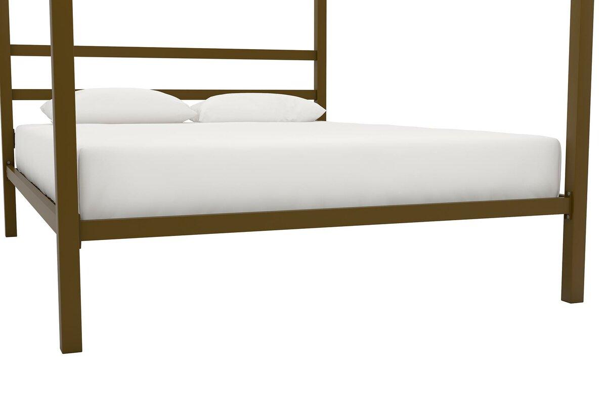 Stanley Canopy Bed  sc 1 st  Joss u0026 Main & Stanley Canopy Bed u0026 Reviews | Joss u0026 Main