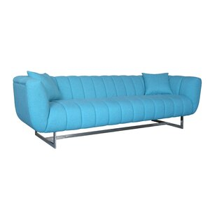 Aqua Couch | Wayfair