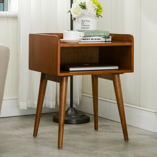 Mid Century Modern End Side Tables Youll Love Wayfair