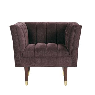 Attrayant Dark Purple Accent Chair | Wayfair