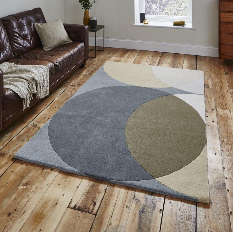 fj rde co handgefertigter teppich avaraja aus wolle in grau bewertungen. Black Bedroom Furniture Sets. Home Design Ideas