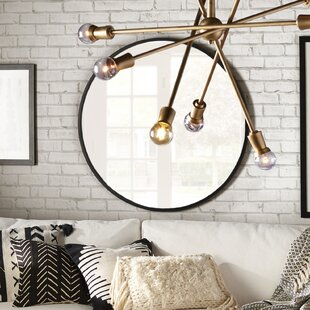 Large & Oversized Wall Mirrors You\'ll Love | Wayfair