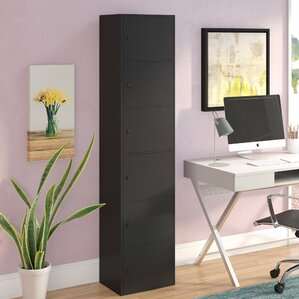 Charming Alysa 6 Door Storage Cabinet