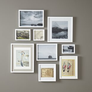 Modern Contemporary Photo Gallery Wall Frame Sets Allmodern