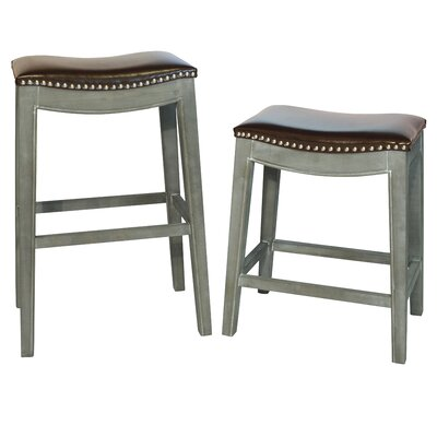 Saddle Seat Bar Stools You Ll Love Wayfair