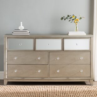 Lovely Reclaimed Wood Dresser | Wayfair LS64