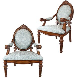 Victorian Armchair Set Of 2