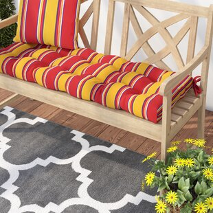 44 Inch Outdoor Bench Cushion Wayfair