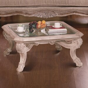 Alaskan Coffee Table by Astoria Grand