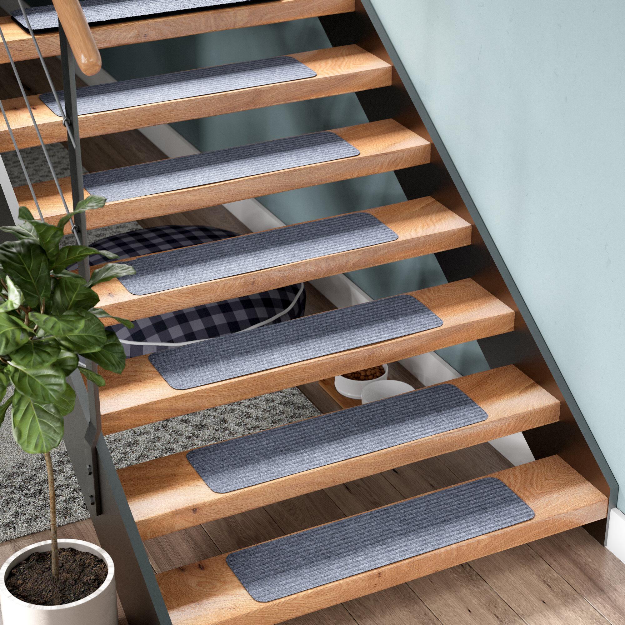 Beardsley Scrape Rib Non Slip Stair Tread