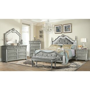 Brilliant Silver Mirror Bedroom Set Wayfair Download Free Architecture Designs Scobabritishbridgeorg