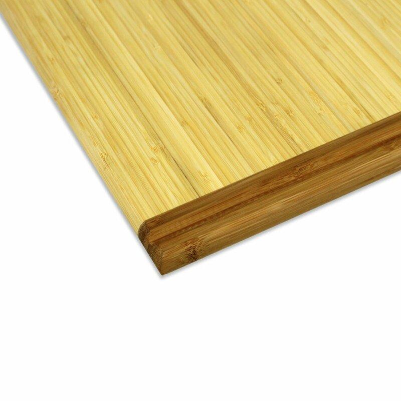 Wonderful Standee Pureboo Premium Bamboo Pull-out Cutting Board & Reviews  GI16