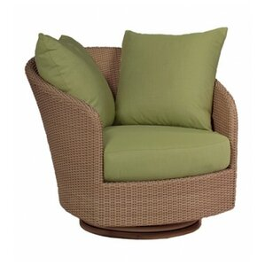 oasis swivel patio chair with cushions
