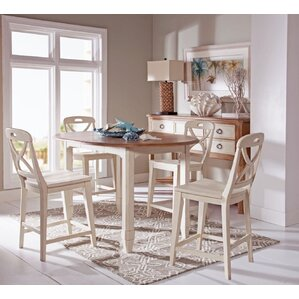 Millbrook 5 Piece Extendable Dining Table..