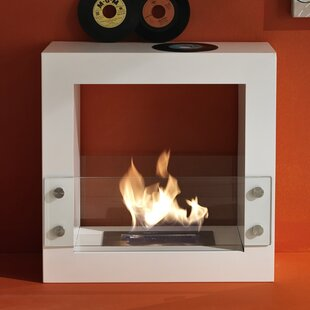a111e33bf9d White Indoor   Electric Fireplaces You ll Love