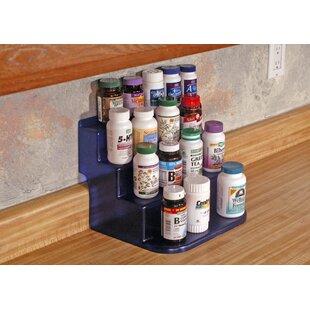 Straight Step Shelf Spice Rack