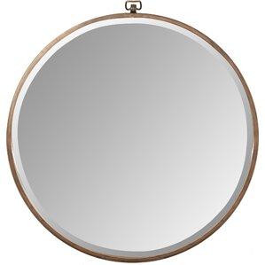 Brown Wall Mirror mirrors you'll love | wayfair