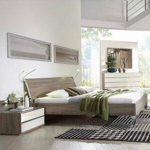 Marvelous Loft Platform Customizable Bedroom Set