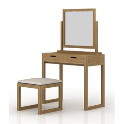Product Overview. Description. This Clendon Dressing Table Set ...