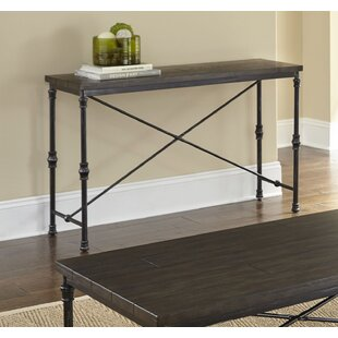 Industrial Console Sofa Tables Youll Love