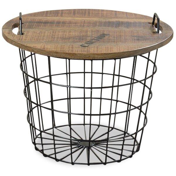 Nice WholeHouseWorlds Urban Convertible Basket End Table | Wayfair
