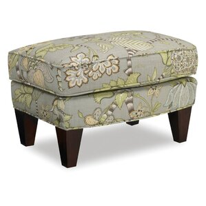 Aunt Jane Ottoman by Sam M..