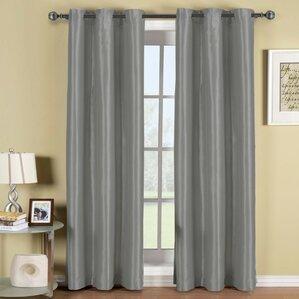 Sheffield Home Curtains Wayfair - Curtains for 3 windows in a row