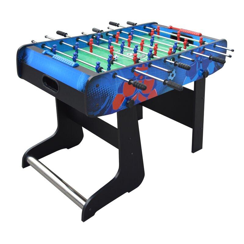 Gladiator Folding Foosball Table
