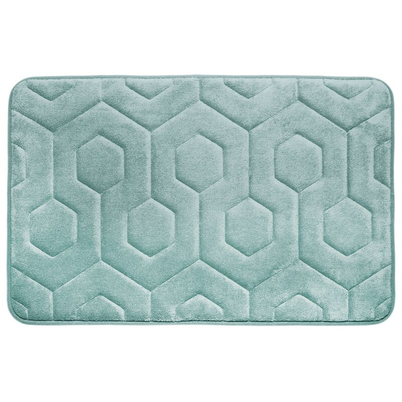 cd6822379e2 Micro Plush Memory Foam Bath Rug   Reviews