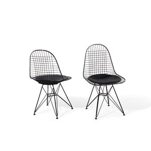Maplewood Side Chair (Set of 2) by Wade Logan