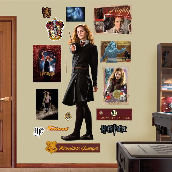 Fathead Harry Potter Hermione Granger Half Blood Prince