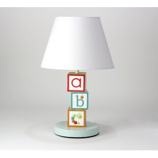 My Abcs Nursery 16 Table Lamp