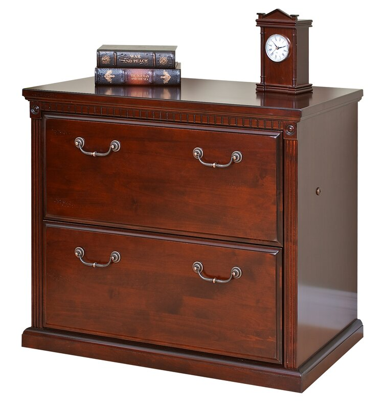 Huntington Club 2 Drawer Lateral File Cabinet