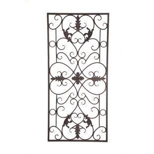black scroll wall decor wayfair