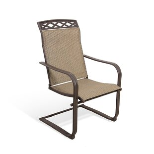 Sling Patio Dining Chairs You\'ll Love | Wayfair