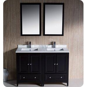 black bathroom vanities youll love wayfair