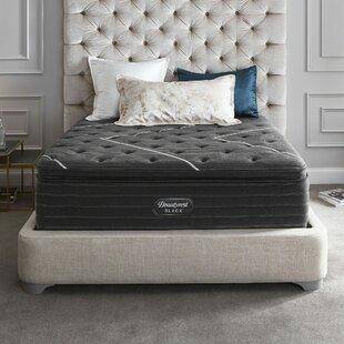 Beautyrest Black 18 Ultra Plush Pillow Top Mattress And Box Spring