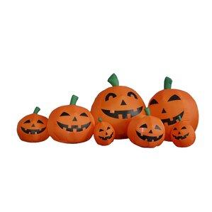 halloween inflatable pumpkins decoration - Halloween Pumpkin Decoration
