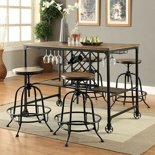 Dupuy Counter Height Pub Table