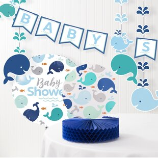 Baby Shower Party Decorations Wayfair