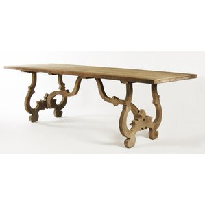 Nantes Dining Table by Zentique Inc.