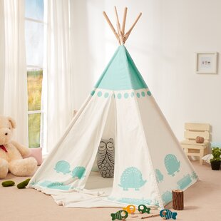 Teamson Kids Teepee Hedgehog Play Tent & Play Tents u0026 Teepees Youu0027ll Love | Wayfair.ca