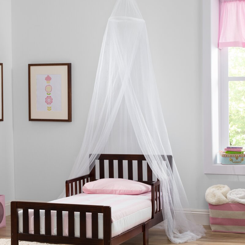 Decorative Canopy delta children decorative canopy & reviews | wayfair
