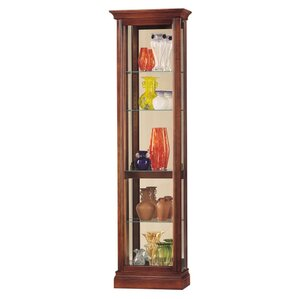 Gregory Lighted Curio Cabinet by Howard M..