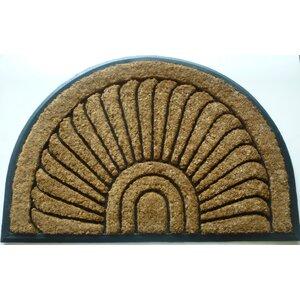 Ashworth Tuffcor Sunburst Doormat